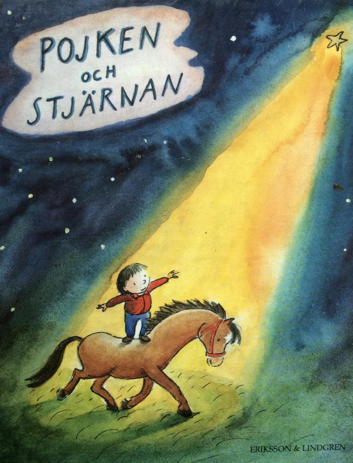 Bokomslag, illustration Anna-Clara Tidholm